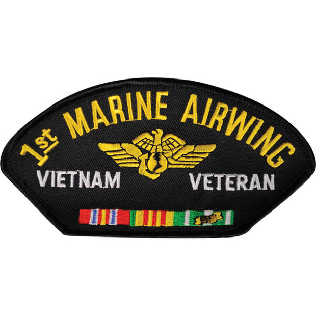 Vietnam - 1st MAW Airwing Veteran Cover Patch