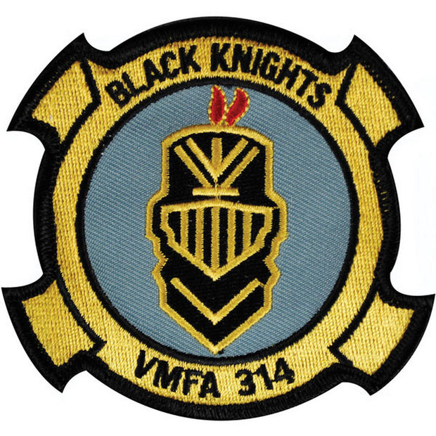 VMFA-314 Black Knights Patch