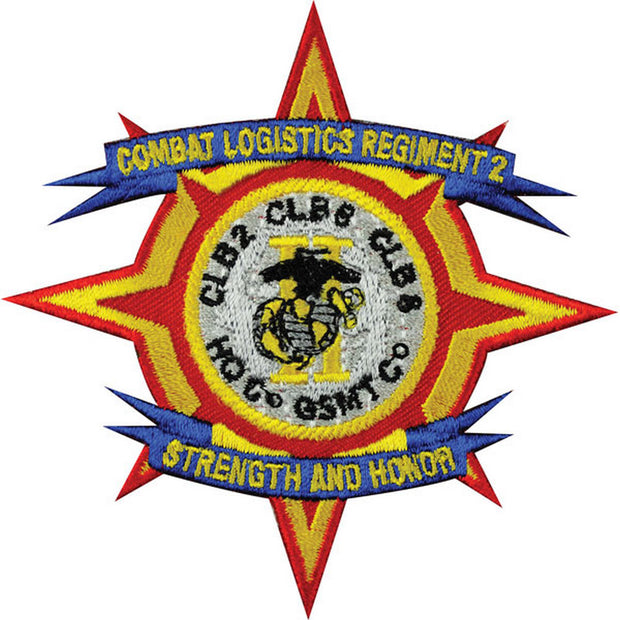 Combat Logistics Regiment 2 Patch