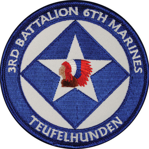 3rd Battalion 6th Marines Patch