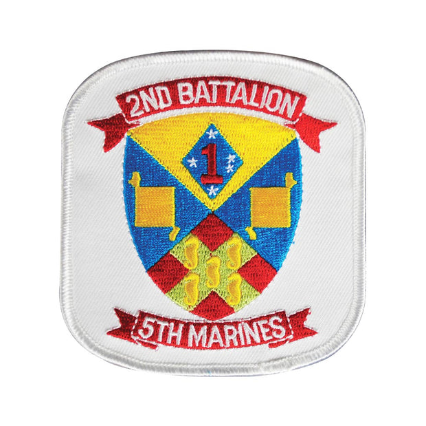 2nd Batallion 5th Marines Patch