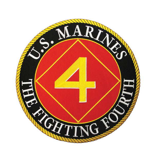 4th Division Patch
