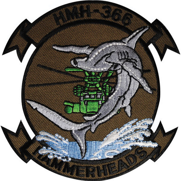 HMH-366 Hammerheads Patch
