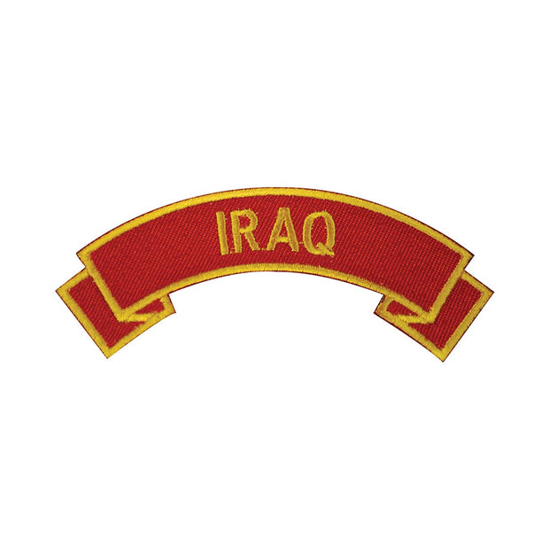 Iraq Rocker Patch