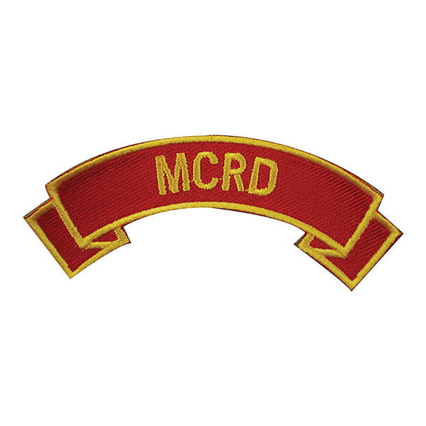 MCRD Rocker Patch