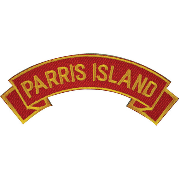Parris Island Rocker Patch