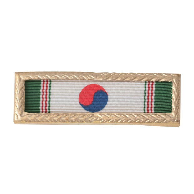Republic of Korean Presidential Unit Citation Ribbon