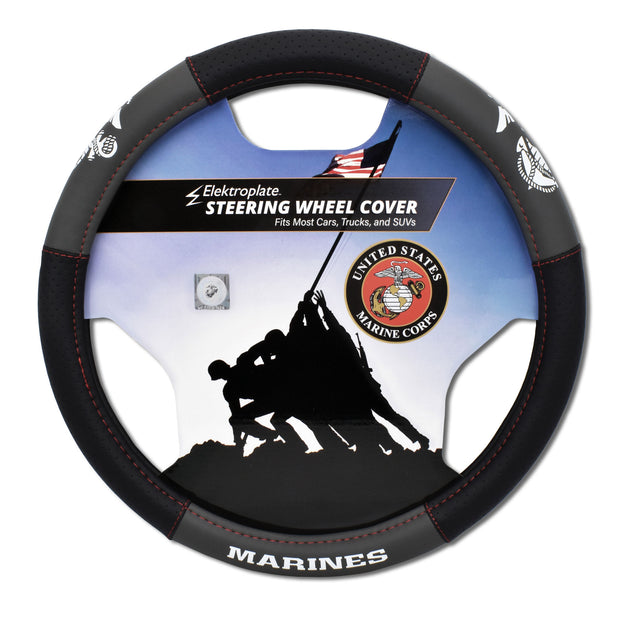USMC Steering Wheel Cover