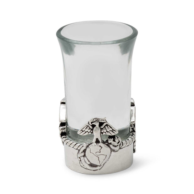 Pewter EGA Shotglass