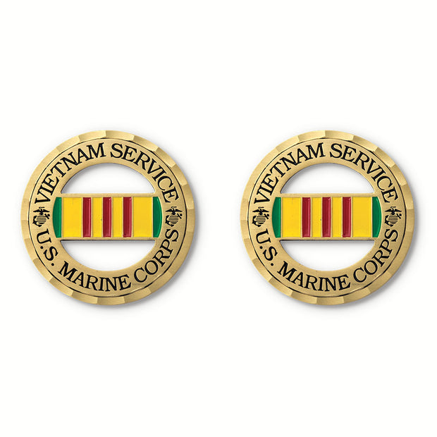 Vietnam Service Ribbon Coin