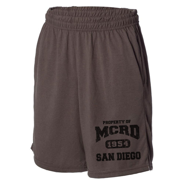 Property of MCRD Performance Shorts