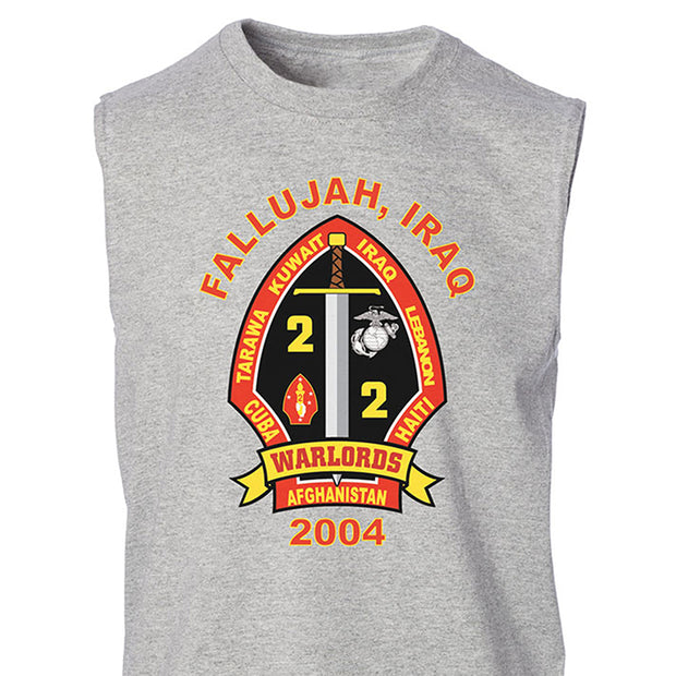 2nd Battalion 2nd Marines Shooter T-Shirt