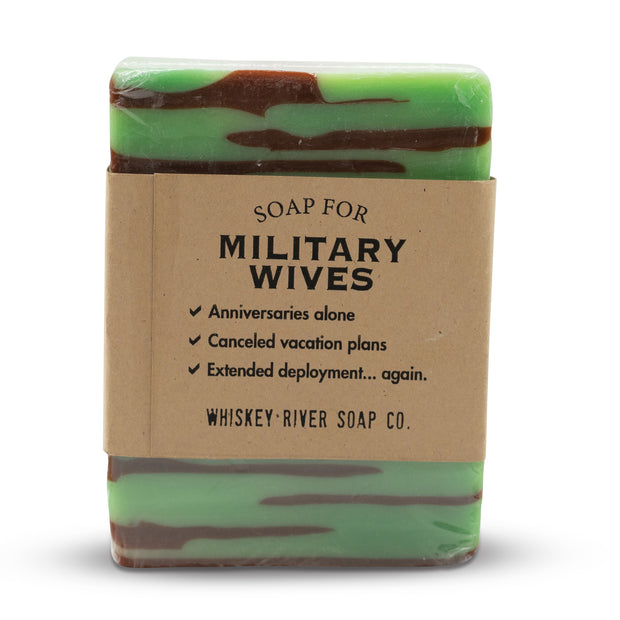 Military Wives Soap