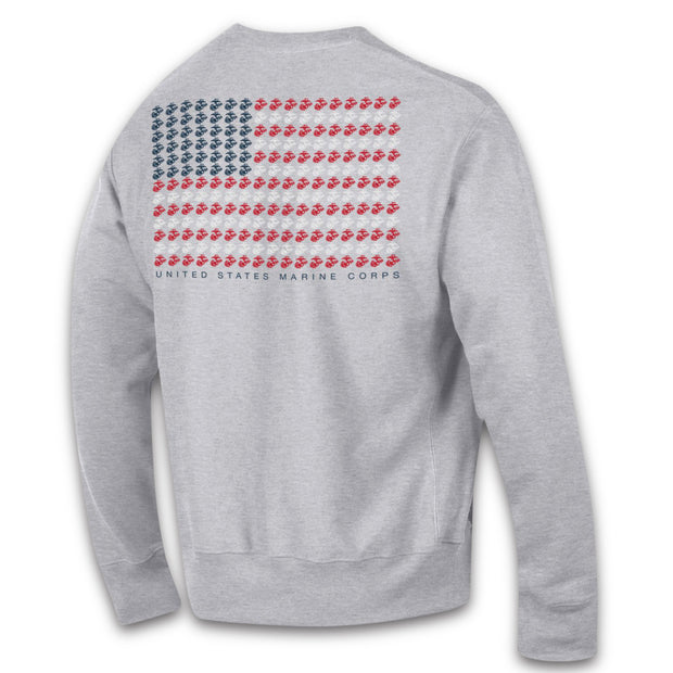 Champion EGA Flag Men's Sweatshirt