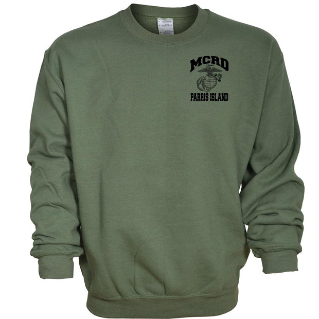 MCRD Location/Year State Sweatshirt