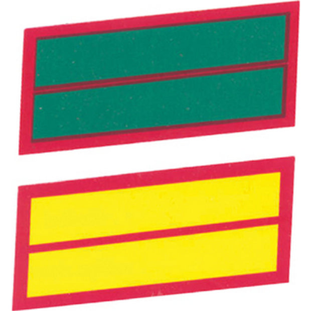 2 Service Stripes Decal