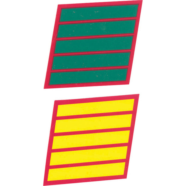 5 Service Stripes Decal