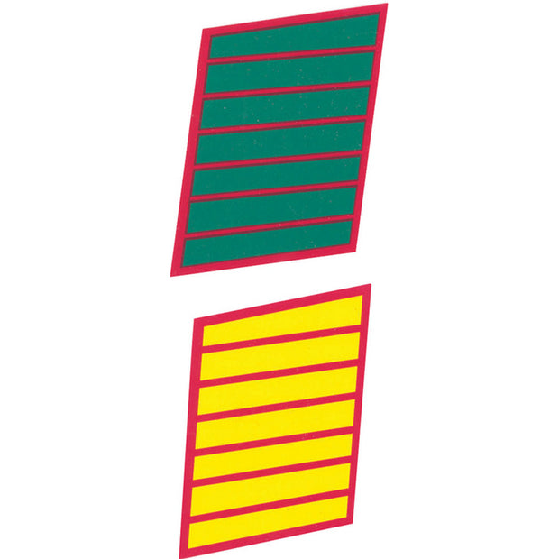 7 Service Stripes Decal