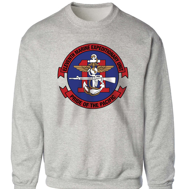 11th MEU - Pride of the Pacific Sweatshirt