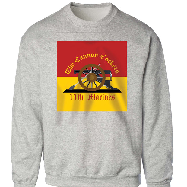 11th Marines Regimental Sweatshirt