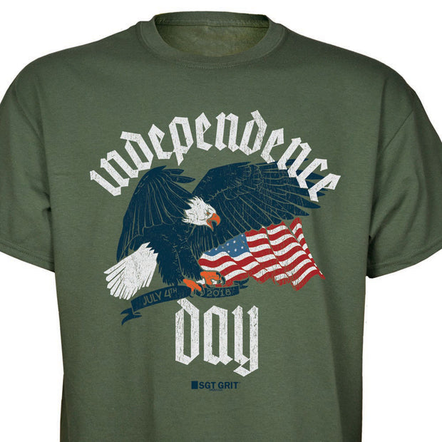 Exclusive 4th of July 2018 T-shirt
