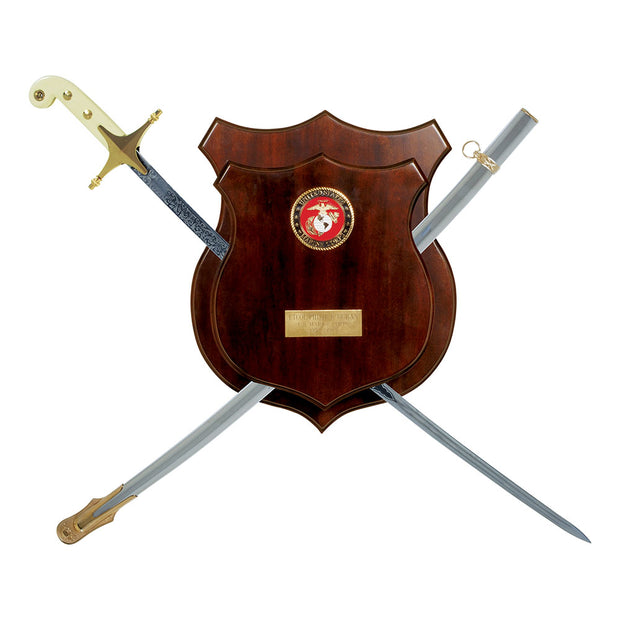 Cherry Sword Shield Display