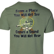 Will Not Hear T-shirt