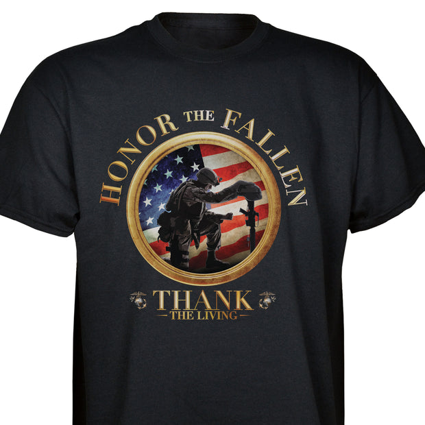 Honor the Fallen - Memorial Day T-shirt