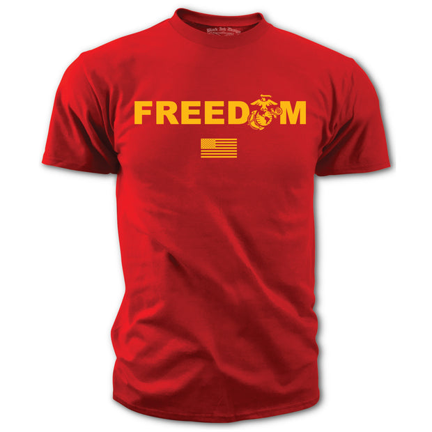 Red & Navy Freedom T-Shirts