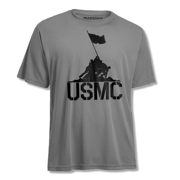 Men's Flag Raising T-Shirt