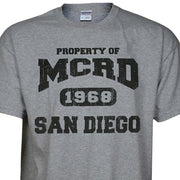 Property of MCRD T-shirt