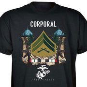 Conflict Rank T-Shirt