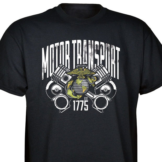 Motor Transport Est 1775 T-shirt
