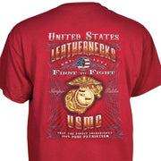 USMC Leathernecks T-Shirt