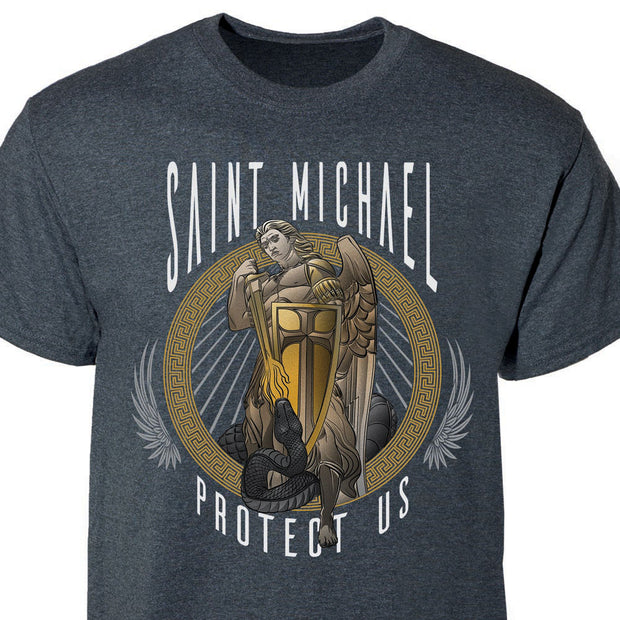Saint Michael Protect T-shirt