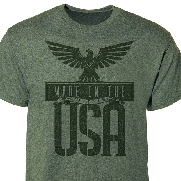 Made in the USA Veteran T-shirt
