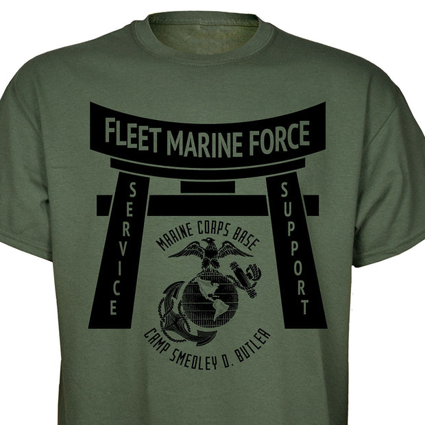 Fleet Marine Force Camp Smedley D. Butler Grunt Exclusive