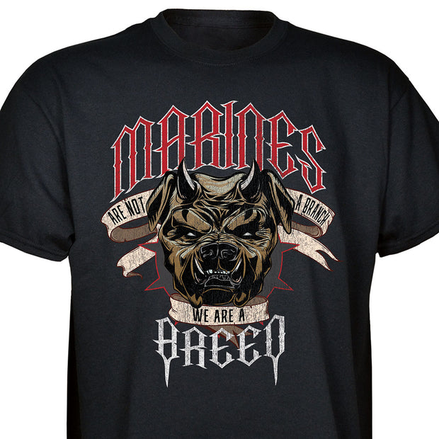 Marines Breed T-shirt