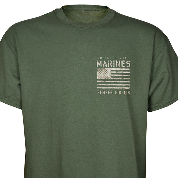 US Marines Semper Fi T-shirt