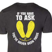 If You Have To Ask T-shirt