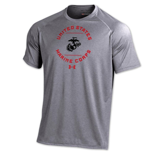 Under Armour United States Marine Corps Tech Tee