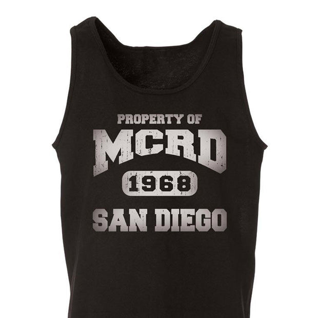 Property of MCRD Tank Top