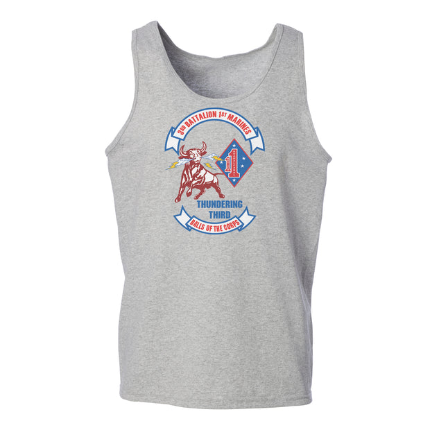 3rd Battalion 1st Marines Tank Top
