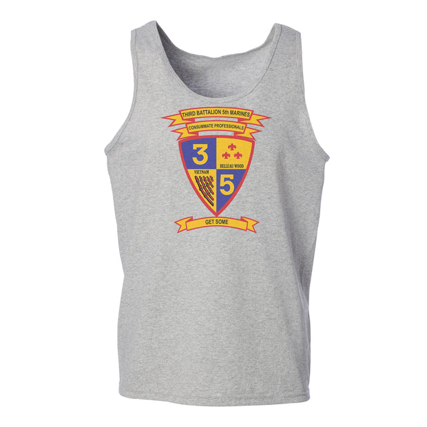 3rd Battalion 5th Marines Tank Top