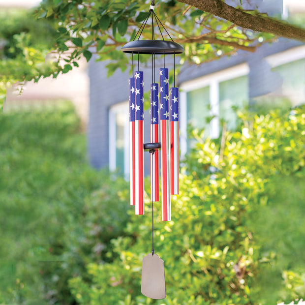 Patriotic Windchime