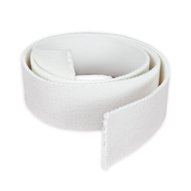 White Web Belt