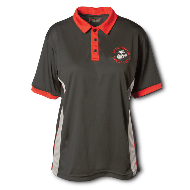 USMC Ladies Golf Polo