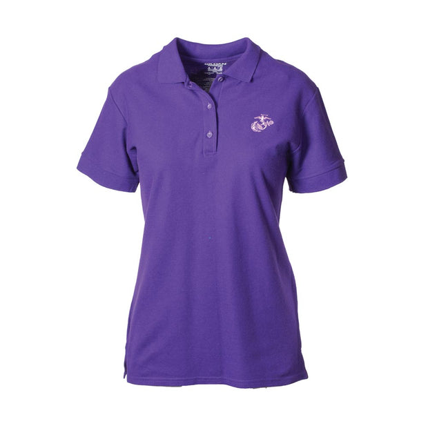 Women's Embroidered EGA Polo