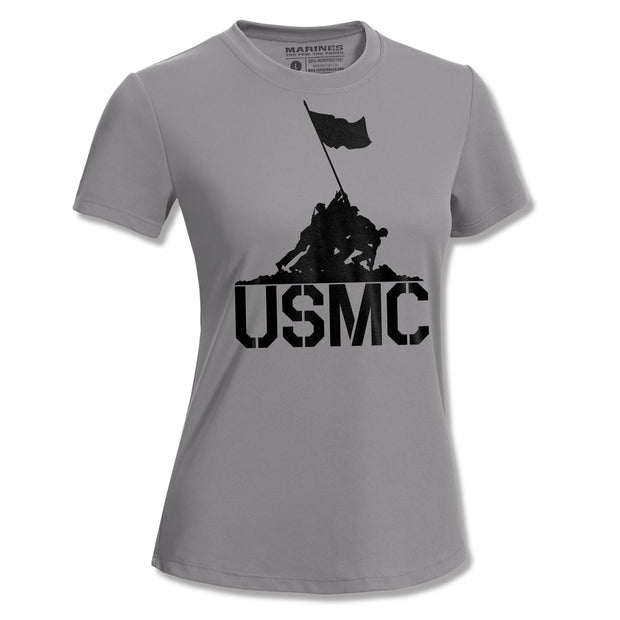 Women's Flag Raising T-Shirt