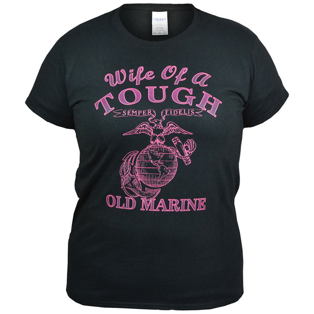Wife of a Tough Old Marine